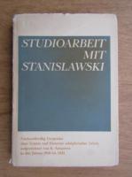 Studioarbeit mit Stanislawski