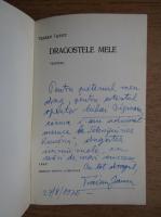 Traian Iancu - Dragostele mele (cu autograful autorului)
