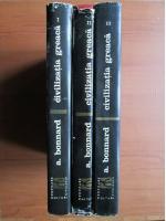 Anticariat: A. Bonnard - Civilizatia greaca (3 volume)