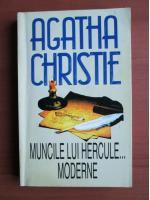 Anticariat: Agatha Christie - Muncile lui Hercule moderne