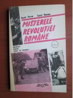 Anticariat: Aurel Perva, Carol Roman - Misterele revolutiei romane