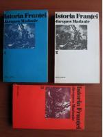 Jacques Madaule - Istoria Frantei (3 volume)