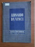 Leonardo Da Vinci (Colectia Texte Filosofice)