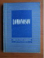 Lomonosov (Colectia Texte Filosofice)