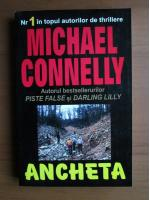 Anticariat: Michael Connelly - Ancheta