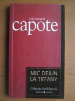 Anticariat: Truman Capote - Mic dejun la Tiffany (Cotidianul)