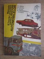 Anticariat: Al. Groza - Metode si lucrari practice pentru repararea automobilelor