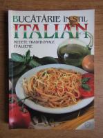 Anticariat: Bucatarie in stil italian