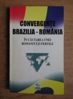 Anticariat: Convergente Brazilia-Romania. In cautarea unei romanitati fertile