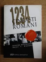 Anticariat: Cristina Corciovescu - 1234 cineasti romani