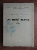 N. Z. Lupu - Istoria universala contemporana (volumul 1, 1917-1945)