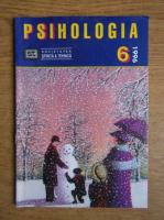 Anticariat: Revista Psihologia, nr. 6, 1996