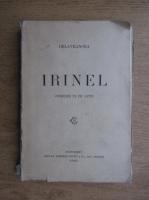 Anticariat: Barbu Stefanescu Delavrancea - Irinel (Editia Princeps, 1912)