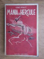 Constantin Riulet - Mania lui Hercule (1943)