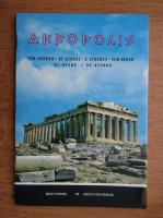 Anticariat: Die Akropolis von Athen