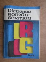 Anticariat: E. Sireteanu, I. Tomeanu - Dictionar roman-german