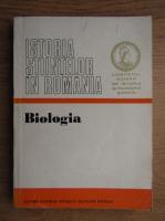 Emil Pop - Istoria stiintelor in Romania. Biologia