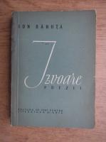 Anticariat: Ion Banuta - Izvoare poezii