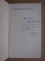 Anticariat: Ion Segarceanu - Fuga din hazard (cu autograful autorului)
