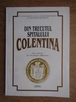 Jean Diaconu - Din trecutul spitalului Colentina