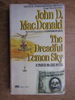 Anticariat: John Macdonald - The dreadful lemon sky