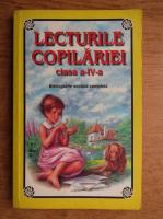 Lucica Lupascu - Lecturile copilariei clasa a IV-a. Bibliografie scolara completa