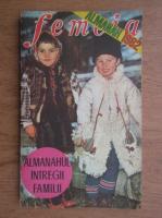 Anticariat: Almanahul intregii familii. Almanah femeia 1982