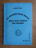 Angela Elena Beju - Ce puteti face daca aveti ochii obositi sau bolnavi