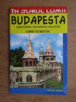 Catrinel Kolmar - Budapesta, ghid turistic