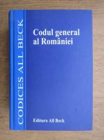 Anticariat: Codul general al Romaniei