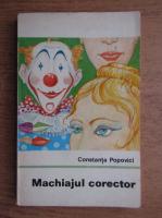Constanta Popovici - Machiajul corector