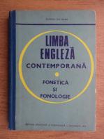 Anticariat: Dumitru Chitoran - Limba engleza contemporana. Fonetica si fonologie (1970)