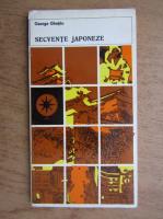 Anticariat: George Ghetau - Secvente japoneze
