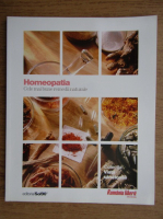 Anticariat: Homeopatia. Cele mai bune remedii naturale