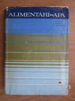 Anticariat: I. Pislarasu, N. Rotaru, M. Teodorescu - Alimentari cu apa