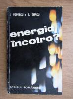 Anticariat: I. Popescu - Energia incotro?