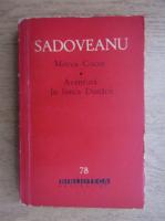 Anticariat: Mihail Sadoveanu - Mitrea Cocor. Aventura in lunca Dunarii