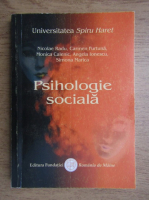 Anticariat: Nicolae Radu, Carmen Furtuna - Psihologie sociala