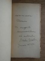 Nicolas Mishu - Le miroir de venise (cu autograful autorului, 1947)