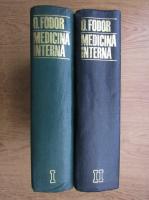 Anticariat: Octavian Fodor - Tratat elementar de medicina interna (2 volume)