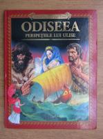 Anticariat: Stelio Martelli - Odiseea, peripetiile lui Ulise