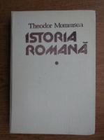Anticariat: Theodor Mommsen - Istoria romana (volumul 1)