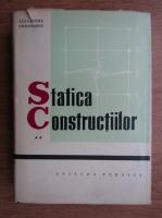 Alexandru Gheorghiu - Statica constructiilor (volumul 2)