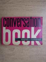 Conversation book, English-Rumanian