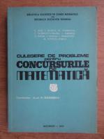 Anticariat: D. Acu - Culegere de probleme pentru concursurile de matematica (volumul 5)