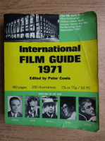 Anticariat: International film guide 1971