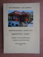 Ion Posdarescu - Monografia satului Bradiceni-Gorj