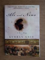 Kurban Said - Ali and Nino