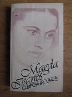 Magda Isanos - Confesiuni lirice