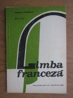 Anticariat: Marcel Saras - Limba Franceza, Manual pentru clasa a XI-a (1976)